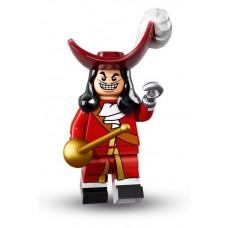 LEGO Minifigūrėlė 71012-16: Captain Hook