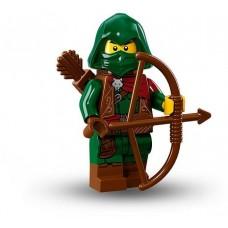 LEGO Minifigūrėlė 71013-11 Rogue
