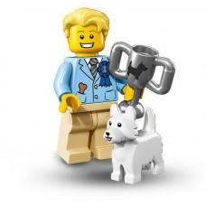 LEGO Minifigūrėlė 71013-12 Dog Show Winner