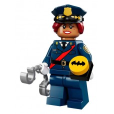 The LEGO Batman Movie Minifigūrėlė Barbara Gordon 71017-6