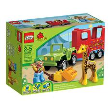 LEGO DUPLO Cirko mašina 10550