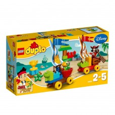 LEGO DUPLO Paplūdimio lenktynės 10539