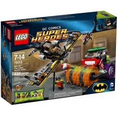 LEGO® DC Super Heroes Juokdario plentvolis 76013