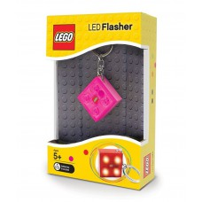 LEGO® Raktų pakabukas šviečianti kvadratinė kaladėlė UT21327