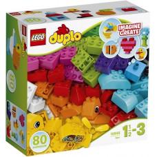 LEGO DUPLO Mano pirmosios kaladėlės 10848