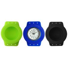 Rainbow Loom® Loomey Time Laikrodis (juodas, mėlynas, žalias)