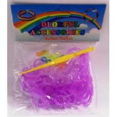 Gumytės (violetinis perlas)
