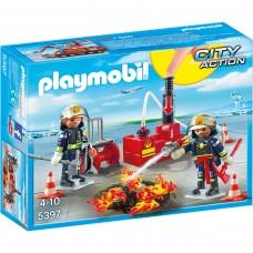 Playmobil Užgesink gaisrą 5397