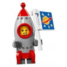 LEGO Minifigūrėlė Raketos berniukas 71018-13