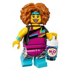 LEGO Minifigūrėlė Šokių mokytoja 71018-14