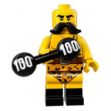 LEGO Minifigūrėlė Cirko stipruolis 71018-2