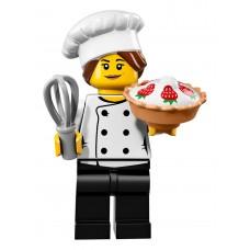 LEGO Minifigūrėlė Virtuvės šefė 71018-3