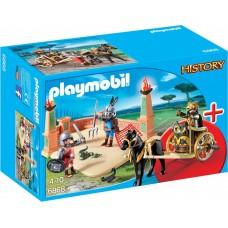 PLAYMOBIL® Gladiatorių kova 6868