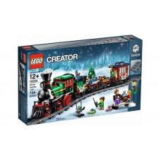LEGO® Creator | Žiemos atostogų traukinys | 10254