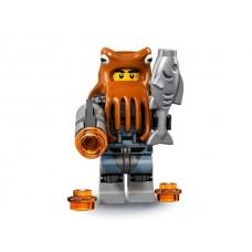 THE LEGO® NINJAGO® MOVIE™ minifigūrėlės | Ryklio armijos aštuonkojis-12 | 71019