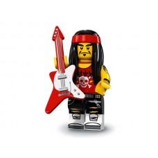 THE LEGO® NINJAGO® MOVIE™ minifigūrėlės | Gitaristas-17 | 71019