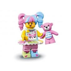 THE LEGO® NINJAGO® MOVIE™ minifigūrėlės | N-Pop mergaitė-20 | 71019