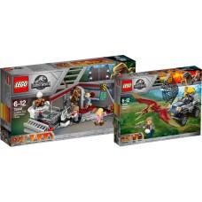 LEGO jurassic World 75932 + 75926 RINKINYS