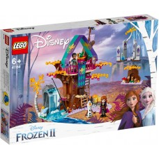 LEGO®  Disney Frozen  Stebuklingas namelis medyje 41164