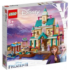 LEGO® l Disney Frozen II Arundelio pilies kaimelis 41167