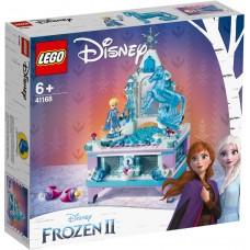 LEGO® l Disney Frozen II Elzos brangenybių dėžutės kūrinys 41168