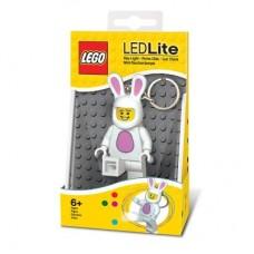 LEGO® Vaikino triušio kostiumu raktų pakabukas su žibintuvėliu 6278910