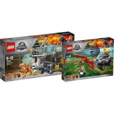 LEGO Jurassic World 75927 + 75926 RINKINYS