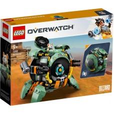 "LEGO® ""Overwatch""  griovimo rutulys 75976"