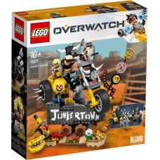 LEGO® Overwatch®  Junkrat & Roadhog 75977