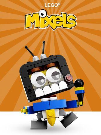 LEGO Mixels (2)