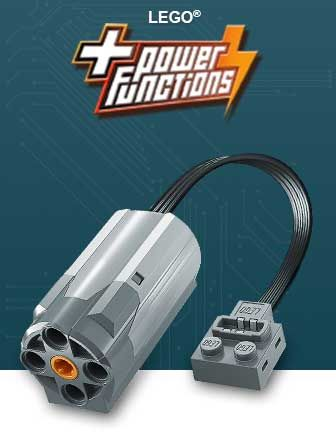 LEGO Motorizuoti įrenginiai (12)