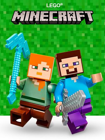 LEGO Minecraft (19)