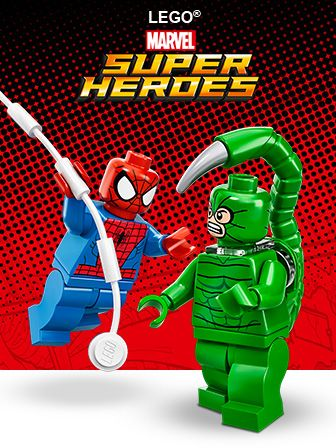 LEGO Super Heroes (70)